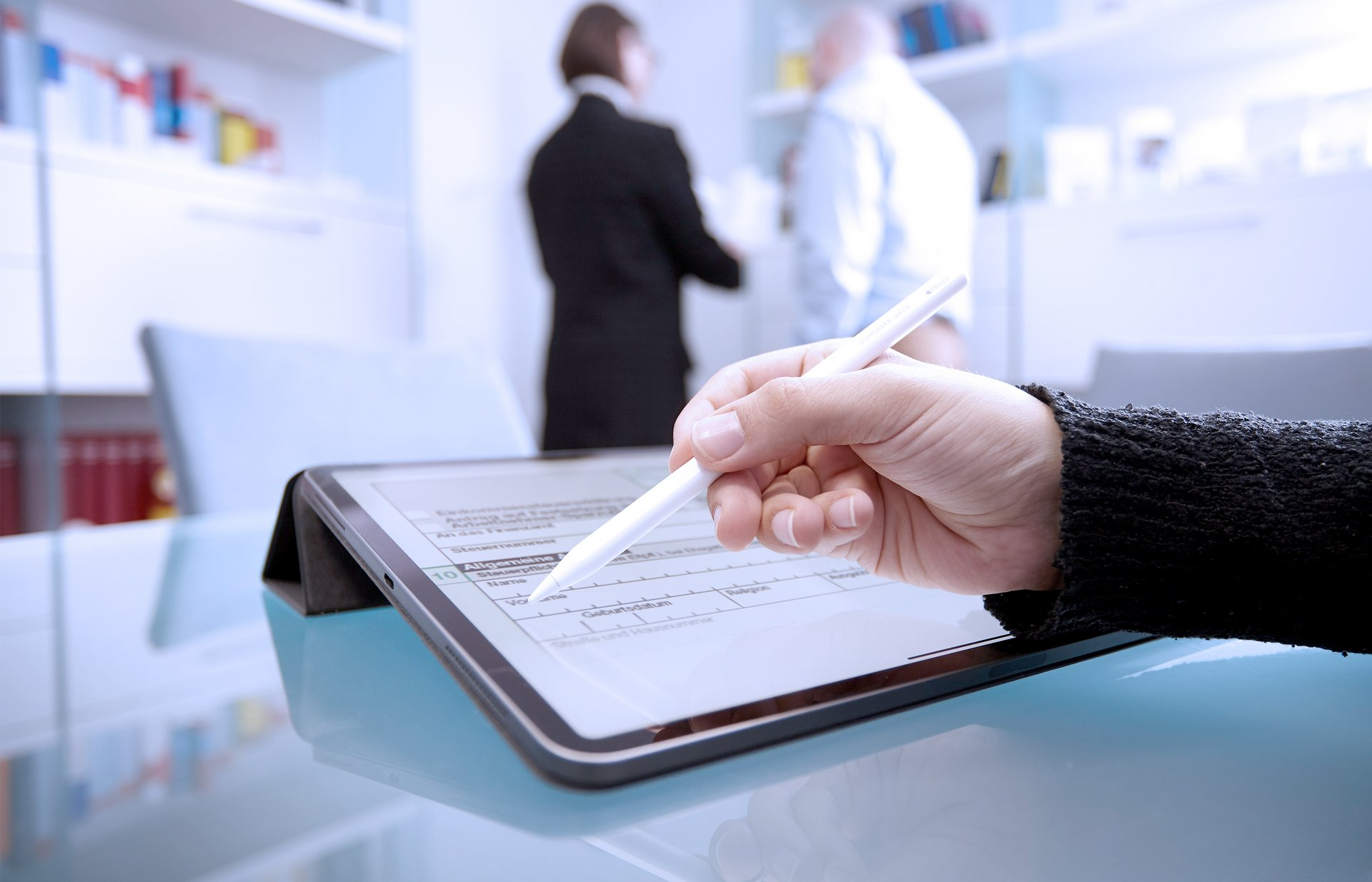 digitale Buchhaltung Steuerbüro Schroeder jakob