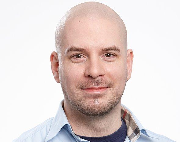 Markus Schmidt Portrait